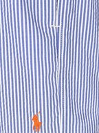 Polo Ralph Lauren - Light Blue & White Striped Swim Trunks
