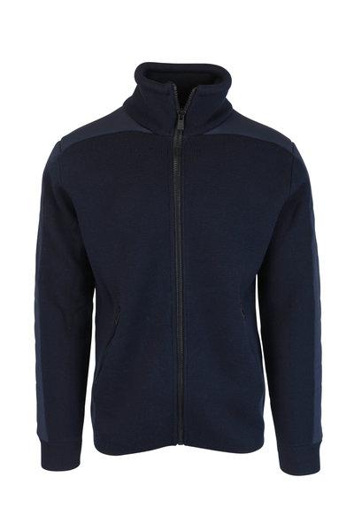 Aztech Mountain - Bear Paw Midnight Water Repellent Fleece Jacket
