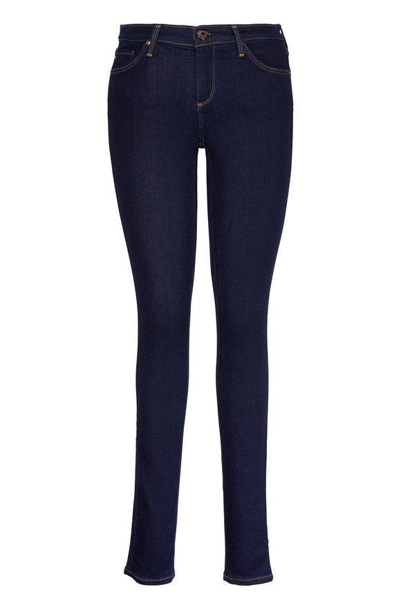 AG - Adriano Goldschmied Basic Legging Dark Wash Jean