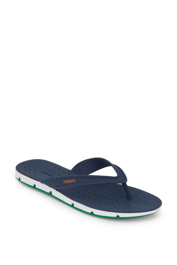 Swims Breeze Navy Blue Flip-Flop
