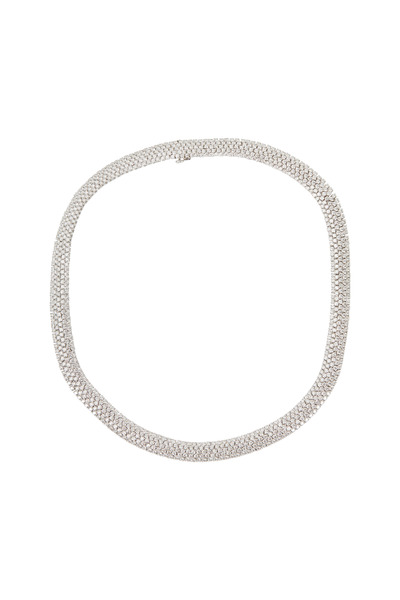Kwiat - Moonlight White Gold White Diamond Choker Necklace