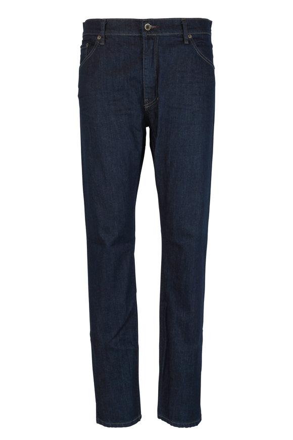 Raleigh Denim Martin Resin Five Pocket Jean
