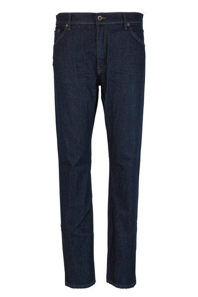 Raleigh Denim - Martin Resin Five Pocket Jean