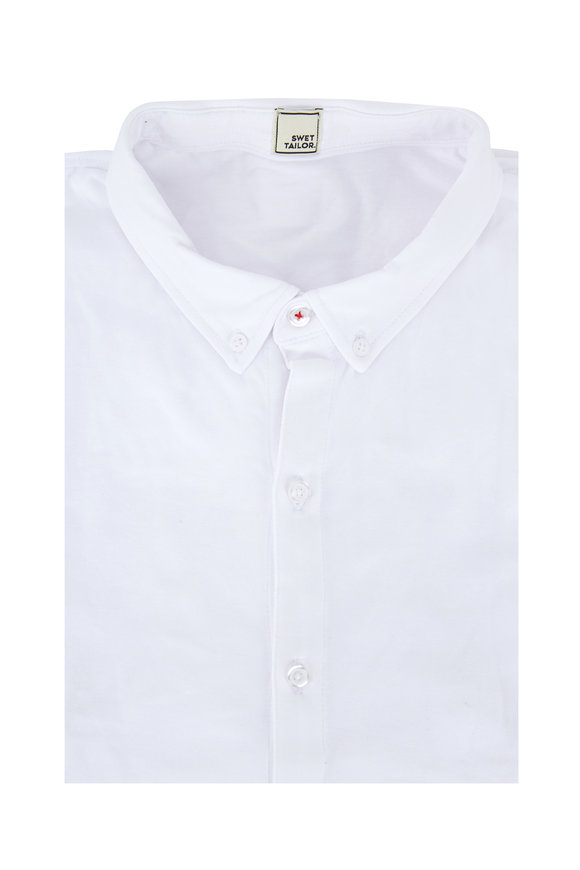 Swet Tailor Mindful White Sport Shirt