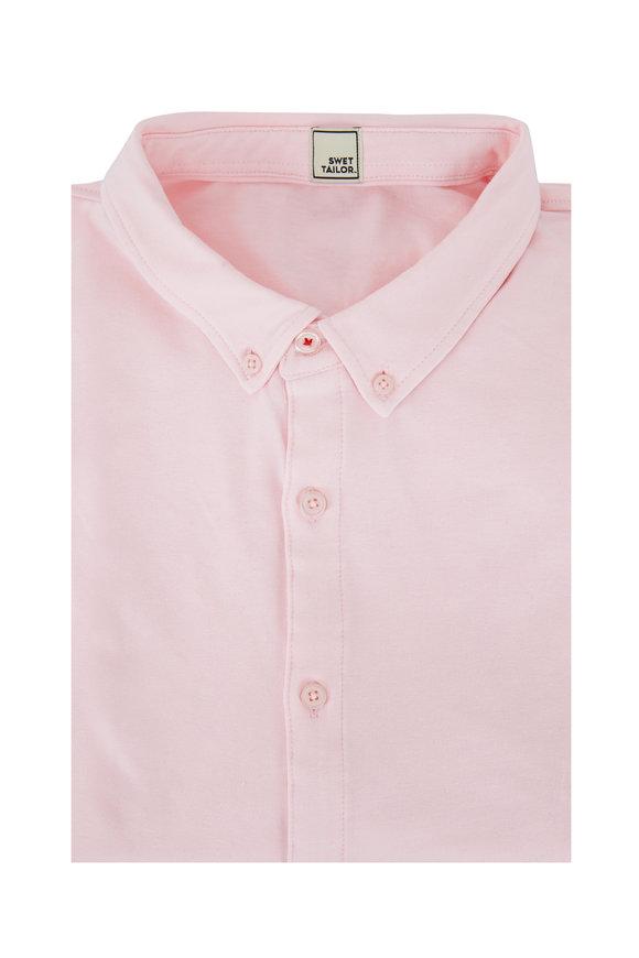 Swet Tailor Mindful Light Pink Sport Shirt