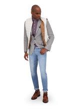 Brunello Cucinelli - White Waterproof Quilted Vest