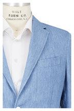 Ermenegildo Zegna - Light Chambray Linen Sportcoat