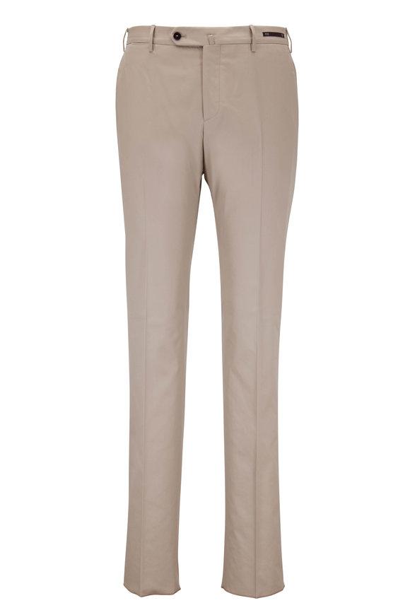 PT Pantaloni Torino Khaki Twill Slim Fit Pant