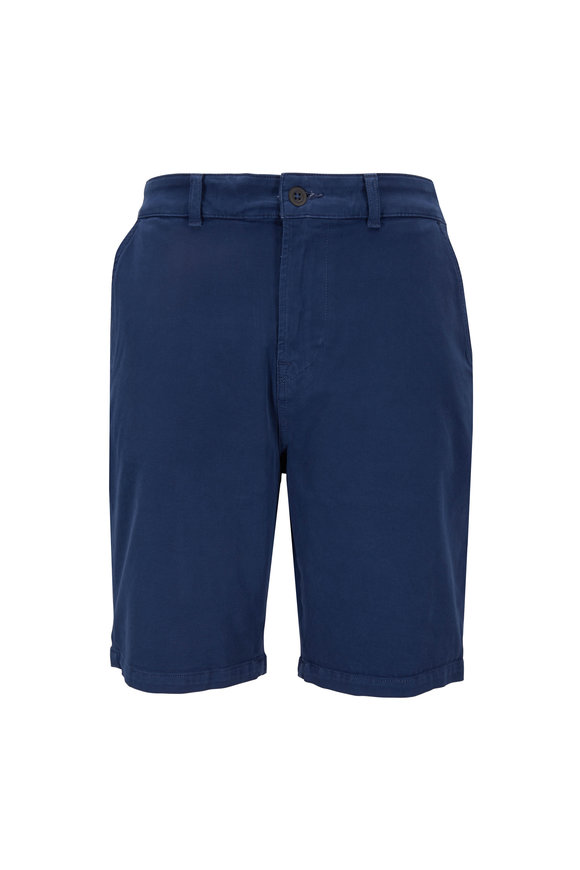 Hudson Clothing Insignia Blue Chino Shorts
