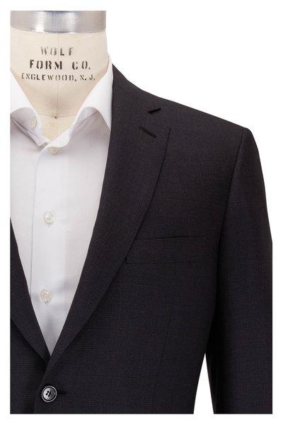 Brioni - Charcoal Gray Suit