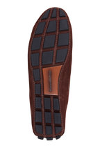 Ermenegildo Zegna - Morris Medium Brown Leather Driver