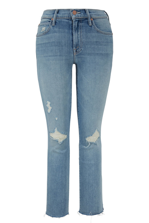 Mother Denim Rascal Super Blast From The Past Ankle Jean