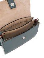Chloé - Faye White & Blue Tri-Color Small Shoulder Bag