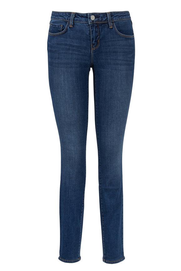 L'Agence Chantal Dark Vintage Low-Rise Jean