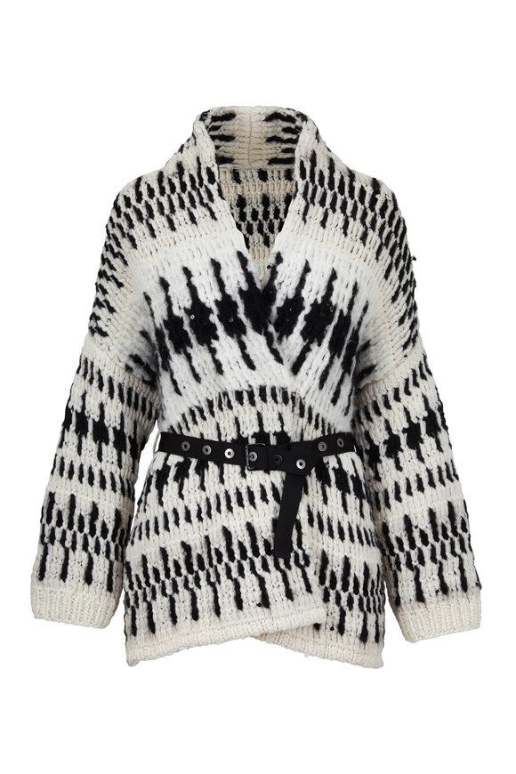 7cda2a1c445b59 Women's Designer Sweaters from Cucinelli, Valentino, Manolo Blahnik ...