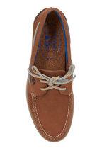 Sperry - Authentic Original Tan Plush Washable Boat Shoe