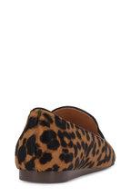 Veronica Beard - Leopard Print Calf Hair Loafer