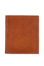 Moore & Giles - Saddle Brown Leather Compact Wallet