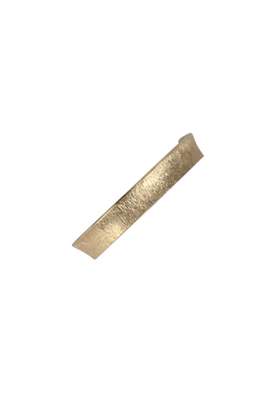 Aaron Henry - 19K Yellow Gold Bamboo Ring Guard