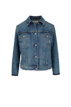 Rag & Bone - Dana Denim Oversized Jacket