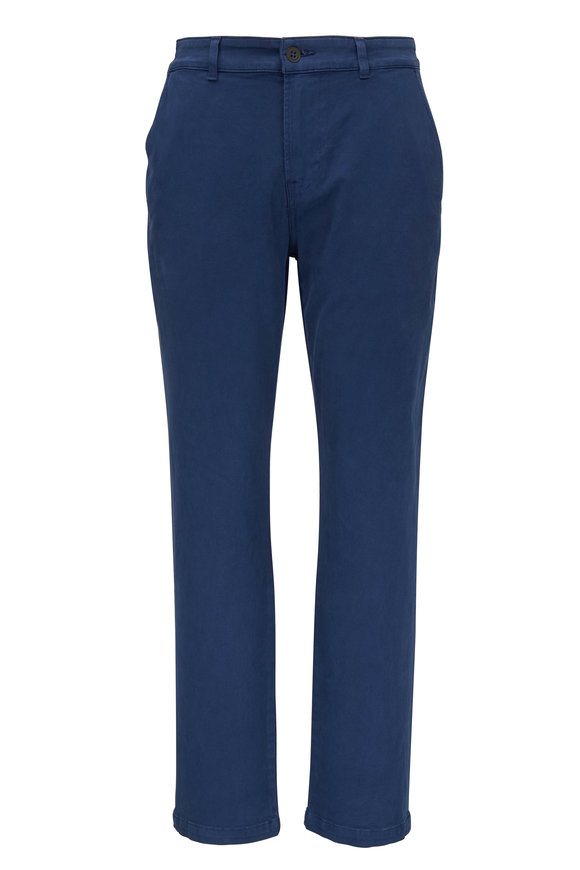 Hudson Clothing Chino Indigo Slim Straight Pant