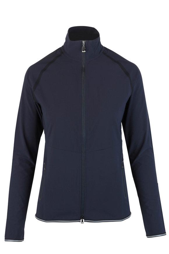 Bogner Merle Navy Blue Performance Jacket