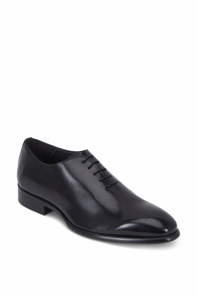To Boot New York - Forte Black Leather Oxford
