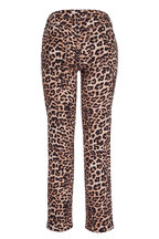 Hudson Clothing - Nico Leopard Mid-Rise Jean