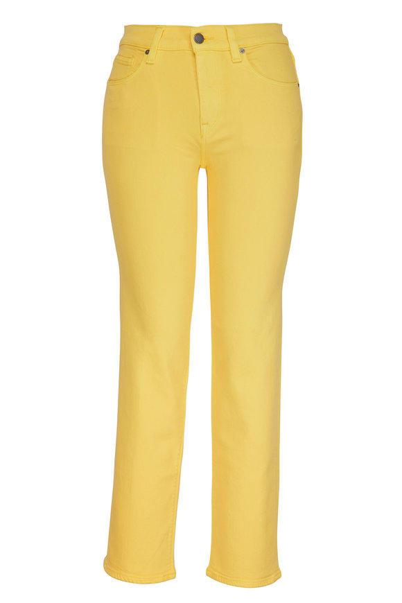 Hudson Clothing Nico Starburst Mid-Rise Cigarette Jean