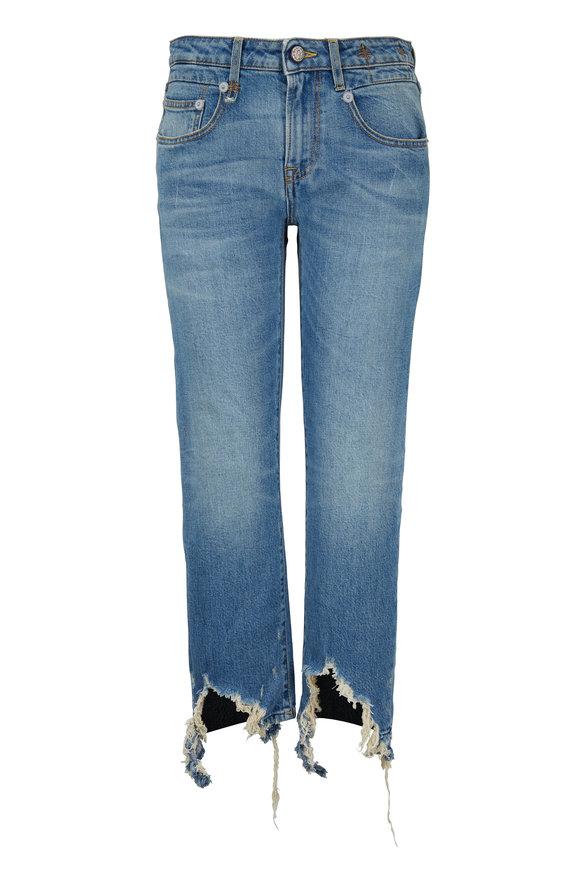 R13 Boy Parker Straight Jean