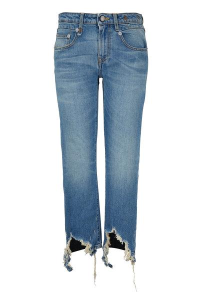 R13 - Boy Parker Straight Jean