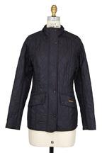 Barbour - Cavalry Black Polarquilt Jacket