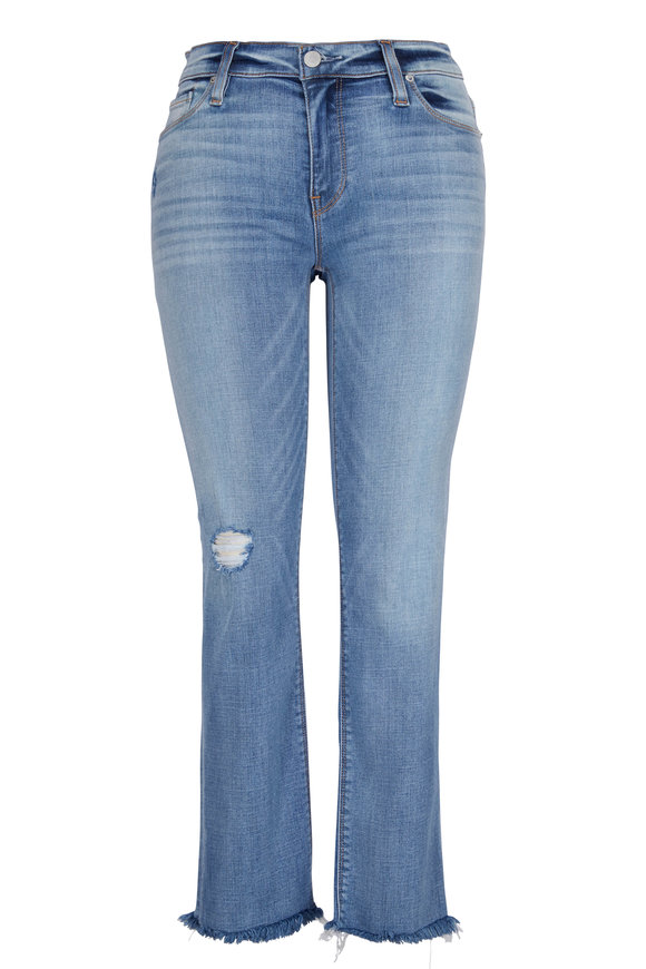 Hudson Clothing Nico Outshine Mid-Rise Cigarette Stretch Jean