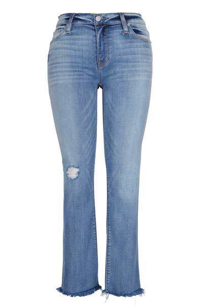 Hudson Clothing - Nico Outshine Mid-Rise Cigarette Stretch Jean