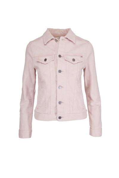 AG - Mya Pink Denim Jacket