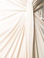 Tom Ford - Almond Milk Twist Midi Dress