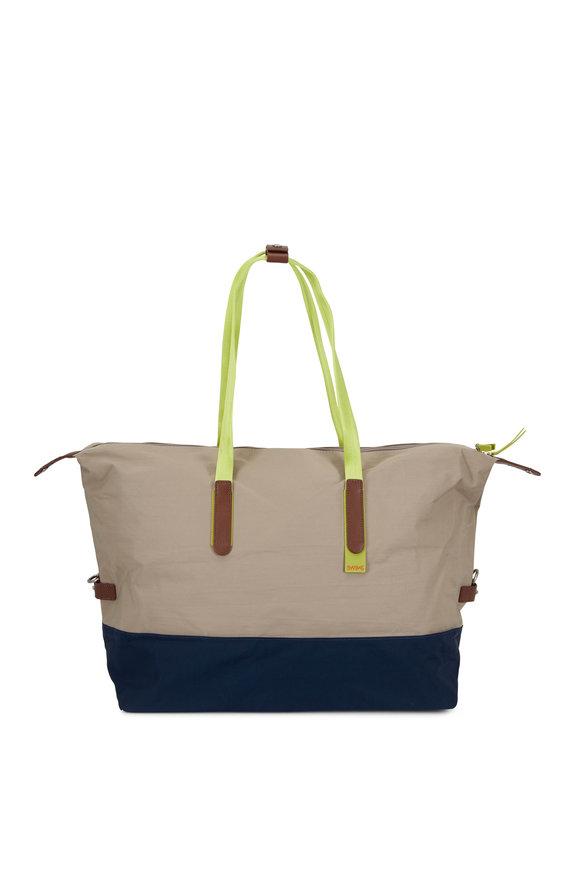Swims Gaucho & Navy Blue 48 Hour Holdall Duffle Bag
