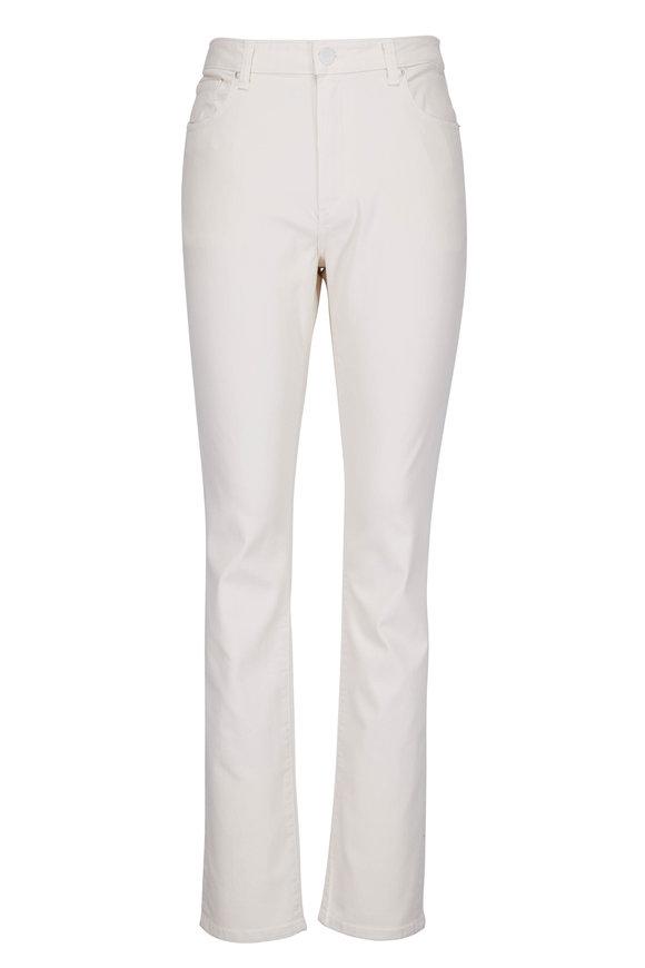 Monfrere Deniro Vintage Blanc Straight Jean