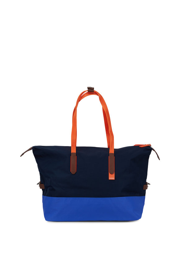 Swims Navy & Blue Colorblock 48 Hour Holdall Duffle Bag