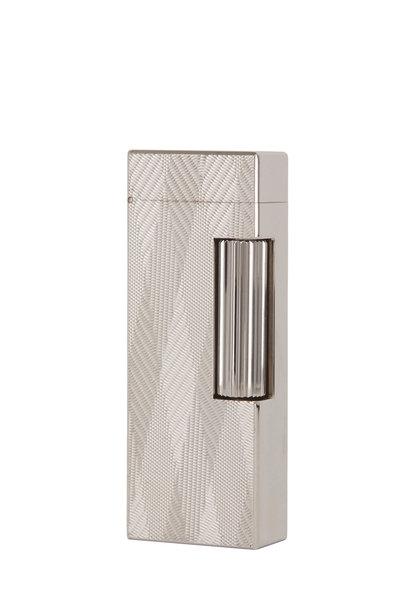 Dunhill - Silver Beam Rollergas Lighter