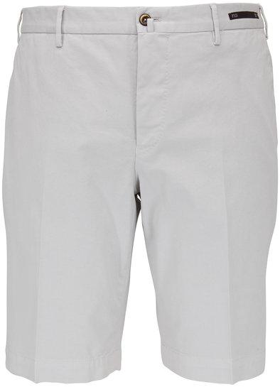 PT Torino Stone Cotton Stretch Shorts