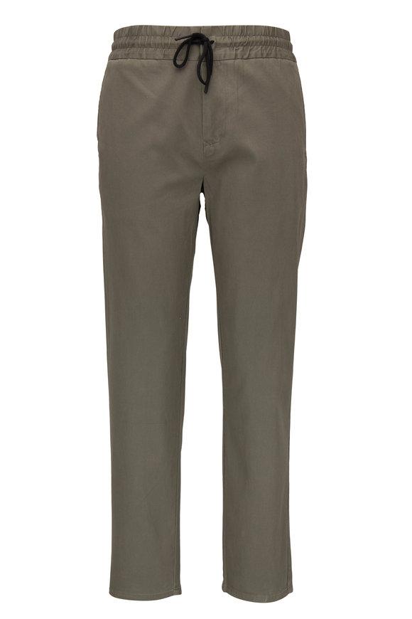 BLDWN Bedford Olive Corduroy Pant