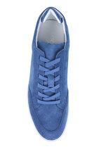 Heschung - Break Blue Suede Sneaker