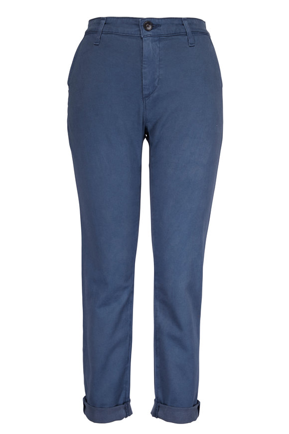 AG - Adriano Goldschmied Caden Blue Tailored Trouser