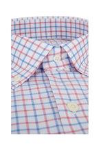 Peter Millar - Crown Ease Lanai Tattersall Sport Shirt