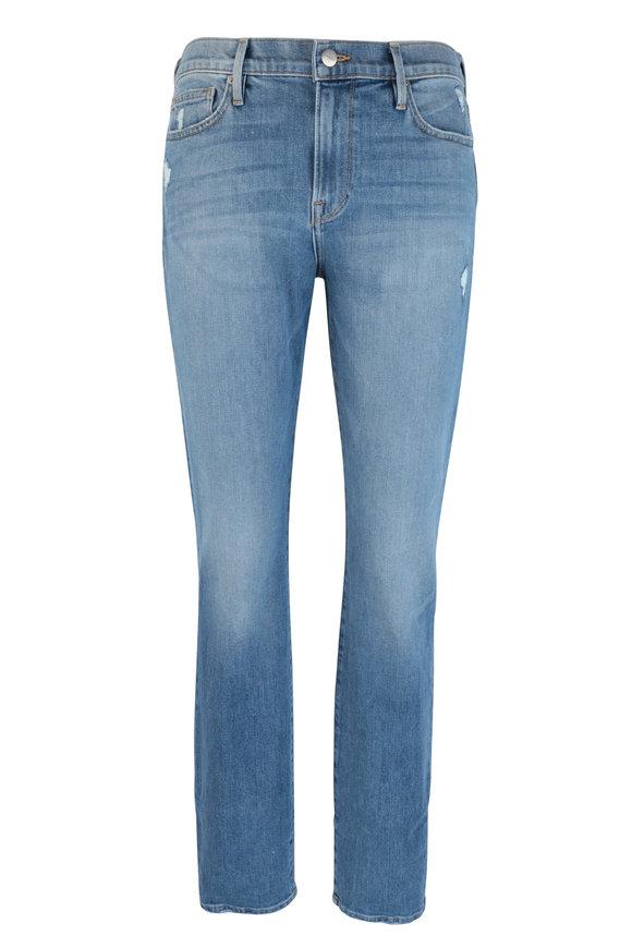 Frame L'Homme Light Blue Slim Fit Jean