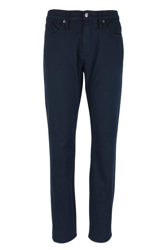 Frame L'Homme Navy Blue Slim Fit Jean