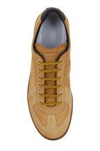 Maison Margiela - Replica Camel Suede Sneaker