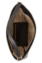 Tom Ford - Alix Black Leather Large Hobo Bag