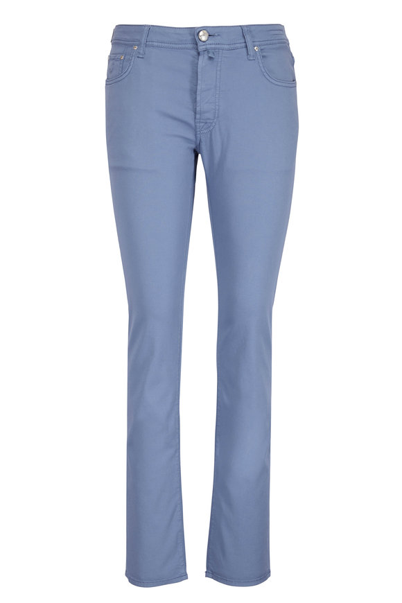 Jacob Cohen  Classic Light Blue Slim-Fit Jean